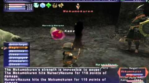 FFXI NM Saga 329 Mokumokuren NM vs BSTs Full Battle