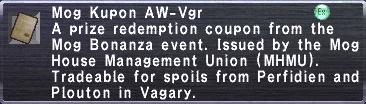 Kupon AW-Vgr