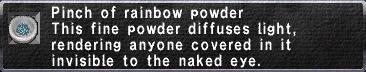 Rainbowpowder