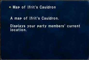 KI Map Ifrits
