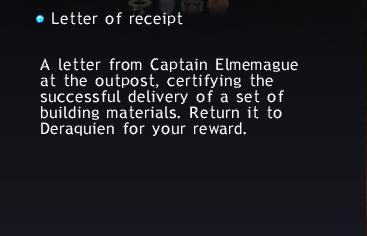 Letterofreceipt