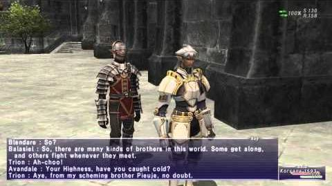«FFXI-Movie» 0056 - Dueling Brothers