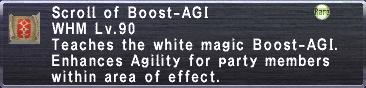 Boost-AGI
