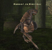 Mamool Ja Mimicker