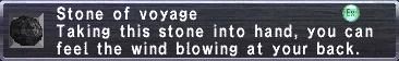 Stone of Voyage