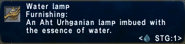 WaterLamp