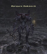 Marquis Sabnock