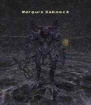 Marquis Sabnock