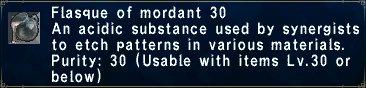 Mordant30