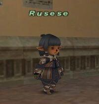 Rusese