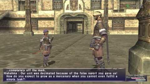 «FFXI-Movie» The Art of War (Failure)