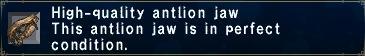 HQ Antlion Jaw