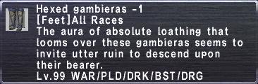 Hexed Gambieras -1