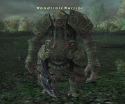 Woodtroll-Warrior