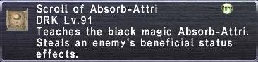 Absorb Attri