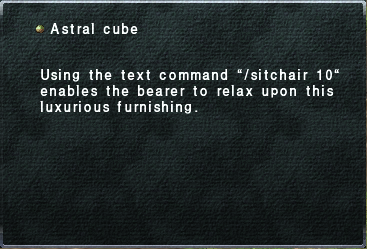 Astral Cube KI