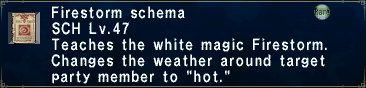FirestormSchema
