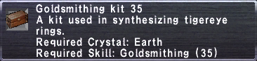 Goldsmithing Kit 35