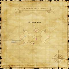 Map 1 - The Shrine of Ru'Avitau