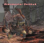 Armsmaster Dekbuk