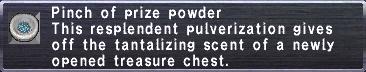 Prize Powder