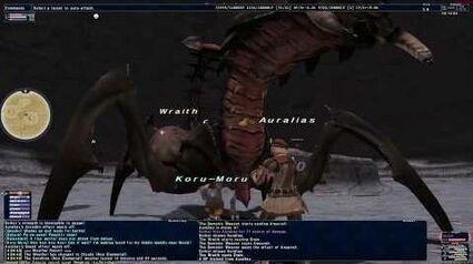 Serket - Classic Notorious Monsters - Final Fantasy XI