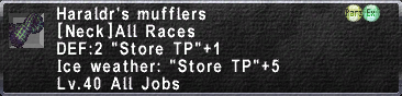 Haraldr's Mufflers