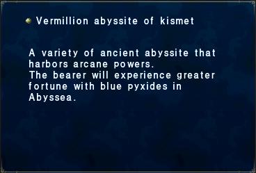 Kismet Vemillion