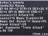 Skulker's Armlets