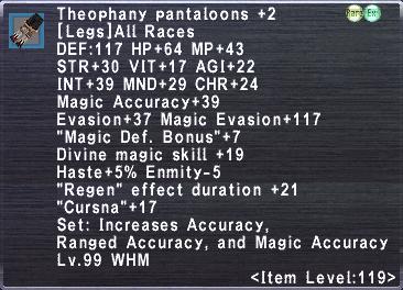 Theophany Pantaloons Plus 2