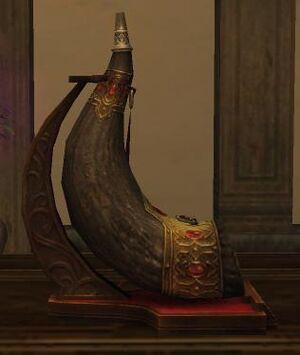 Aldebaron Horn Placement