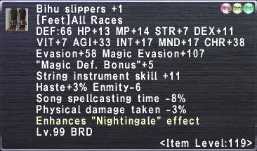 Bihu Slippers Plus 1