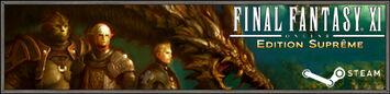 FINAL FANTASY XI – ÉDITION SUPRÊME maintenant disponible sur Steam! Ne ratez pas notre offre de lancement! (12.03.2010)