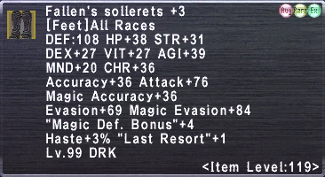 Fallen's sollerets +3