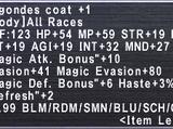 Hagondes Coat +1
