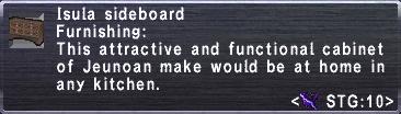 Isula Sideboard