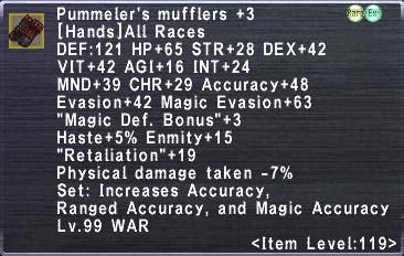 Pummeler's Mufflers Plus 3