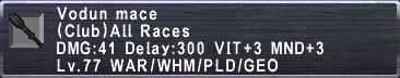 Vodunmace