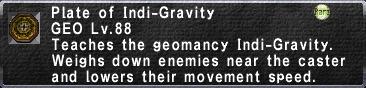 Indi-Gravity