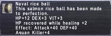 NavalRiceBall