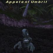 Appetent Umbril