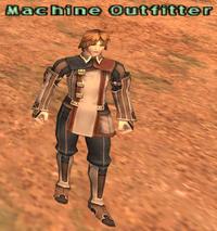 Machine Outfitter (Tahrongi)
