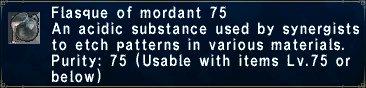 Mordant75