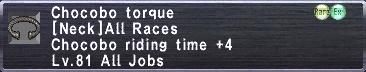 Chocobo Torque