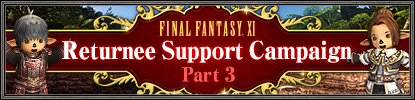 Returnee Support Campaign 2018 Part III Banner