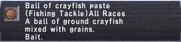 CrayfishBall