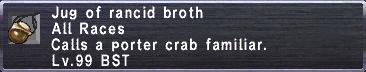 Rancid Broth
