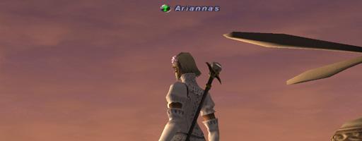 User-Ariannas