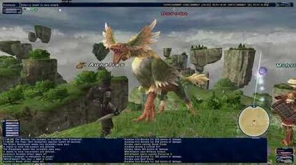 Boroka - Classic Notorious Monsters - Final Fantasy XI