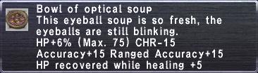 Optical Soup